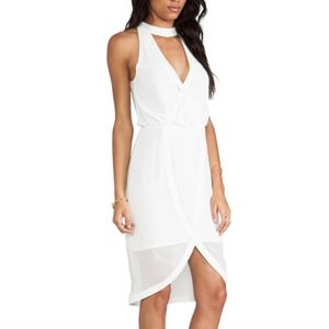 "Keepsake The Label Womens ""Curious"" White Dress"